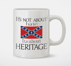 confederate flag heritage