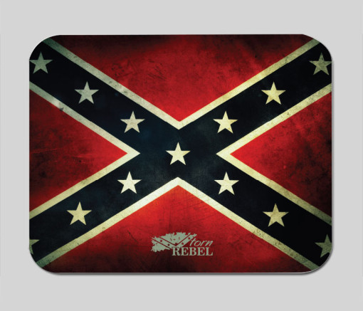 confederate-flag-grunge-torn-rebel-mousepad